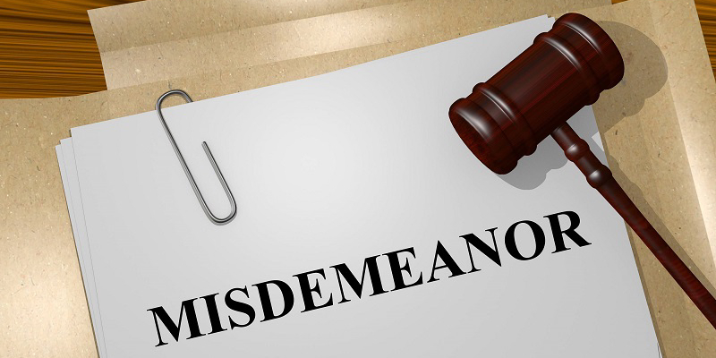 Misdemeanor Defense